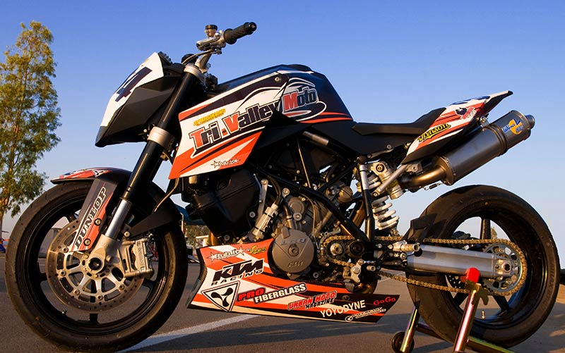 KTM Superduke Racing