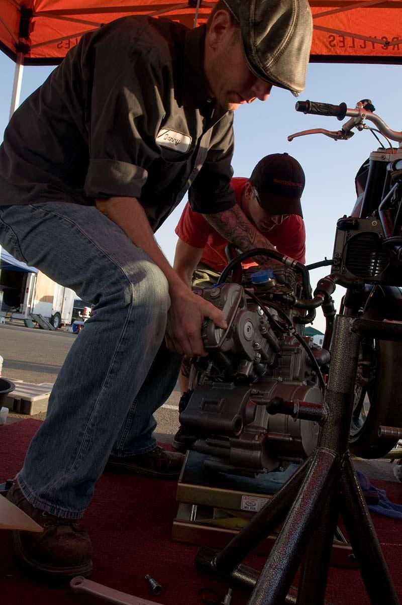 Danny Boyd, Tri Valley Moto