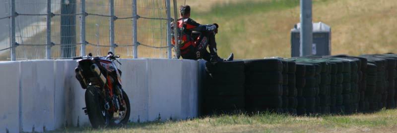 Eric GoGo Gulbransen, KTM Superduke