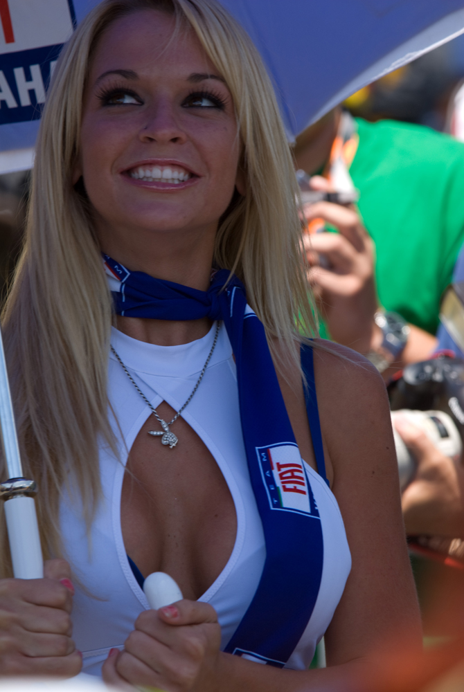 IPERCAFORUM - Grid Girl, le